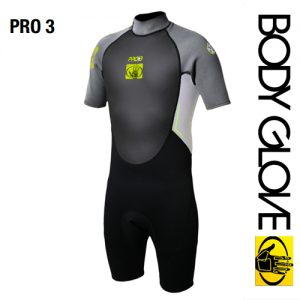 Гидрокостюм BODY GLOVE 2015 PRO3 2/1 SPRINGSUIT SHORTY