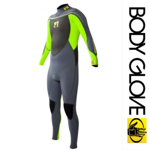 Гидрокостюм BODY GLOVE 2015 METHOD 2.0 BK/ZIP 3/2 FULLSUIT